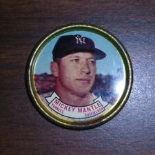 Mickey Mantle #120 New York Yankees 1964 Topps Coin