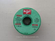 Multicore Silver Solder 96SC 105 - 0.46mm - 3 Metres