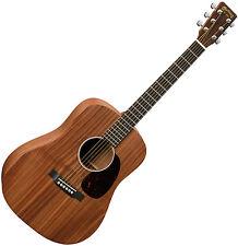 Martin D Jr. 2A Sapele Dreadnought Junior Acoustic Guitar with Bag