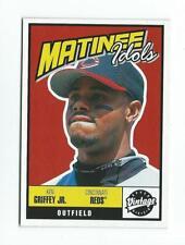 2001 Upper Deck Vintage Matinee Idols #M1 Ken Griffey Jr. Reds