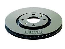 Brake Disc Juratek CIT111 Fits Front