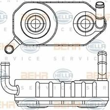 HELLA Oil Cooler, automatic transmission 8MO 376 787-671