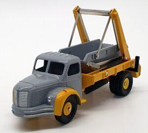 Atlas Dinky Supertoys 34C - Camion Berliet Multibenne Marrell - Yellow/Grey