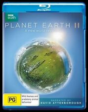 Planet Earth 2 II (David Attenborough) : NEW Blu-Ray