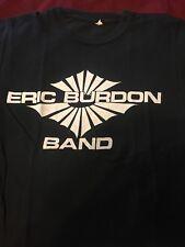 Eric Burdon band vintage T-shirt