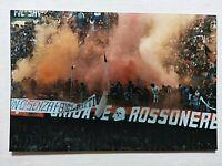 FOTO MILAN-LAZIO 1988-1989 ULTRAS TIFOSI TIFO STADIO TIFOSERIA FOTOGRAFIA