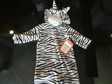 Pottery Barn Kids Halloween baby zebra month costume 0 - 6 month New