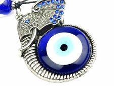 Ottoman Turkish Evil Eye Crystal Elephant Nazar Safety Protection Prayer Charm