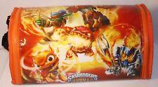Skylanders Giants Carrying Case (Hot Head Hot Dog Ignitor Flameslinger Eruptor)