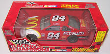 1996 Racing Champions 1:24 BILL ELLIOTT #94 McDonald's  Ford Thunderbird