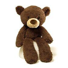 "Gund Fuzzy Chocolate 13.5"" Bear Plush"
