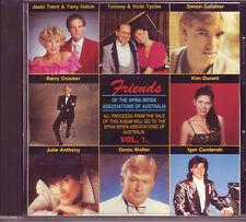 Friends of Spina Bifida Assoc Australian CD Durant Anthony Crocker & more
