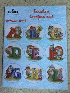 New. DMC Collection. Country Companions Alphabet Book.
