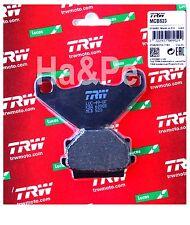 TGB Blade 325 500 550-Original TRW-Lucas Plaquette De Frein Brake Pads mcb523