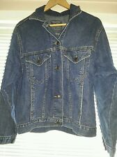 Denim Jacket R.I. Clothing Co. Jeans Laundry & Workroom Medium/Blue/UK/Adult/NEW