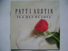 In & Out Of Love - Patti Austin (CD 1998)