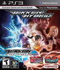 Tekken Hybrid - Playstation 3 Game
