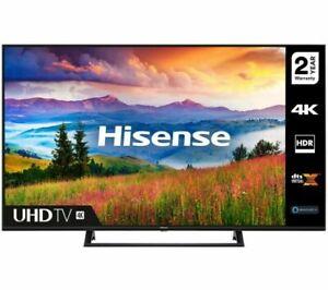 """Hisense A7300F 50"""" 4K LED Smart TV  Black"""