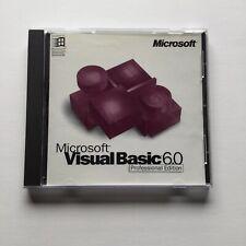 Microsoft Visual Basic 6.0 Professional Edition