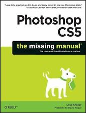 Photoshop CS5 by Lesa Snider (2010, Paperback)
