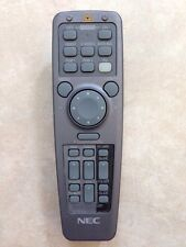 NEC OEM Projector Remote Control w/ Laser Pointer RD-367E