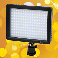 WanSen W160 LED Video Camera Light Lamp DV For CANON NIKON JVC Panasonic Olympus