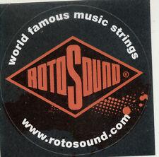 Rotosound Sticker / Decal