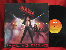 Judas Priest Unleashed In The East Record HOLLAND IMPR