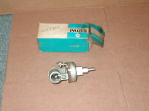NOS heater switch 1962 Plymouth, Valiant, Dodge, Lancer