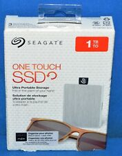 Seagate One Touch SSD 1TB (STJE1000402) Portable USB Hard Drive