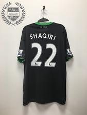 Xherdan Shaqiri Stoke City away Football Shirt 2015/2016 Large