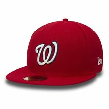 Washington Nationals montato Hat Cap 7 1/8 59FIFTY