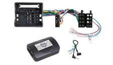 RENAULT Clio 3  Fluence  Megane 3; Can-Bus Auto Radio Adapter + Lenkrad Adapter