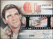 2000 Sello - Exposición Mundial de Filatelia. Cine. España 2000. Madrid