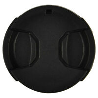 KIWI 43mm Snap-on Center Pinch Front Lens Cap Filter Cover for Sony Canon Nikon