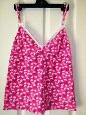 Cotton Blend Babydoll, Chemise Machine Washable Sleepwear for Women