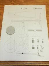 1817 Antique Print/Optics/b