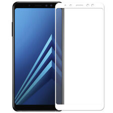 For Samsung Galaxy A6 A8Plus 2018 3D Curved Tempered Glass Full Screen Protector