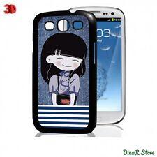 3D HandyHülle für Samsung Galaxy S3 Tasche Case Hülle Schale (628)