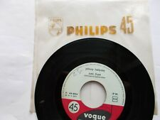 "JOHNNY HALLYDAY "" JUKE BOXE "" NOT GET OUT "" SP 45 T BIEM V.45.834 TBE"