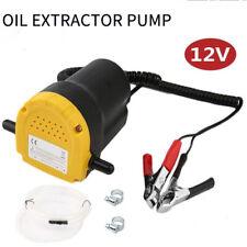Pro Electric Car SUV Motor Oil Extractor Pump Engine Diesel Transfer Pump 12V 5A