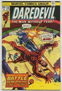 Daredevil 132 Second Bullseye High Grade