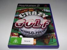 Crazy Golf World Tour PS2 PAL *No Manual*