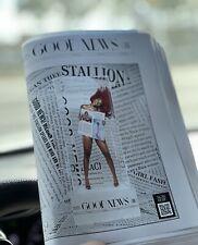 megan thee stallion good news newspaper