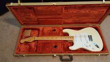 Left Handed Fender Stratocaster 57' re-issue Japan w/case