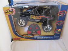 New RAT 500 RT Pro Dirt Buggy New Bright R/C Black Remote Radio Control Car MIB