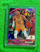 TYRESE HALIBURTON PRIZM PINK ICE ROOKIE CARD IOWA STATE RC KINGS 2020 PRIZM DP