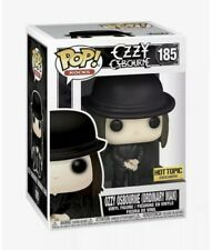Funko Pop! Rocks #185 Ozzy Osbourne Ordinary Man Hot Topic Exclusive Preorder