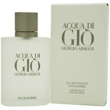 Acqua Di Gio by Giorgio Armani EDT Spray 3.4 oz