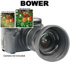 Bower 67mm Collapsible Rubber Lens Hood For Photo Camera Lens & Camcorder